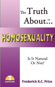 Image of The Truth About...Homosexuality Mini-book