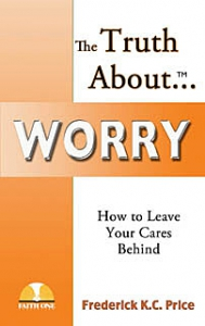 Image of The Truth About...Worry Mini-book