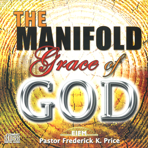 Image of The Manifold Grace of God CD Series