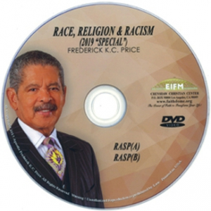 Image of RACE, RELIGION AND RACISM 2019 SPECIAL DVD 08-30-19