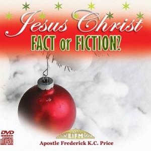 Image of Jesus Christ Fact or Fiction? CD/DVD Pkg