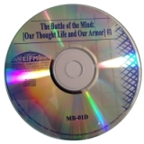 Image of The Battle of The Mind #1 CD