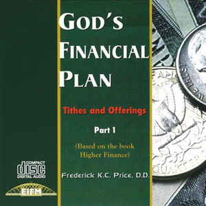 Image of God's Financial Plan Pt. 1