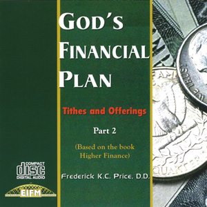 Image of God's Financial Plan Pt. 2