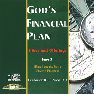 Image of God's Financial Plan Pt. 3