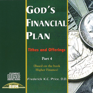 Image of God's Financial Plan Pt. 4