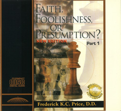 Image of Faith Foolishness Series Pt. 1