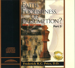 Image of Faith Foolishness Series Pt. 3