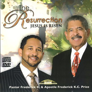 Image of 'The Resurrection - Jesus is Risen!' Part 2 DVD By Fred Price Jr