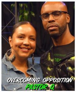 Image of Overcoming Opposition DVD 11-03-19 Pastor Cajuante Johnson