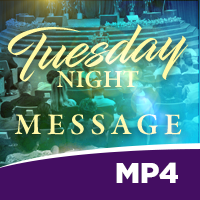 Image of Tuesday Evening Bible Study 010819 MP4