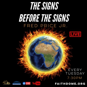 Image of Tuesday Evening Bible Study - The Signs Before the Signs - 04-21-2020 - MP3
