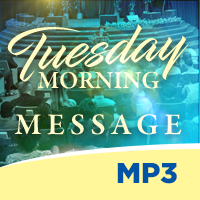 Image of Tuesday Morning Bible Study MP3 - Feb 25, 2020