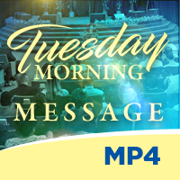 Image of Tuesday Morning 06-04-19 Evangelist Ron Cole