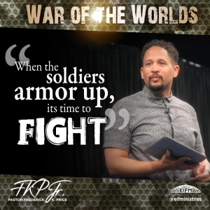 Image of War of the Worlds #12 DVD 01-08-19 by Pastor Fred Price, Jr.