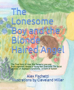 Image of The Lonesome Boy and the Blonde Haired Angel Book