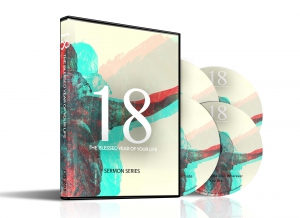 Image of 18 - The Blessed Year of Your Life 4-CD Series