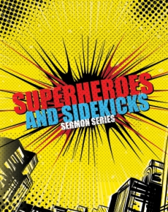 Image of Superheroes and Sidekicks 5-CD series