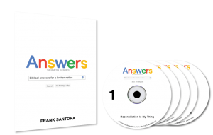Image of ANSWERS: Biblical Answers for a Broken Nation 5 CD Series