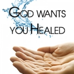 Image of God Wants You Healed 8-CD Series