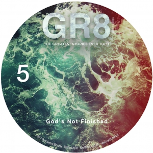 Image of God's Not Finished Single CD