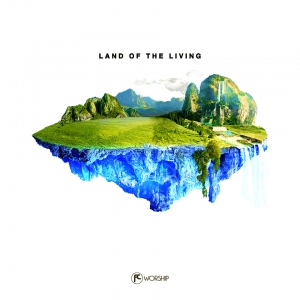 Image of Land of the Living Worship CD