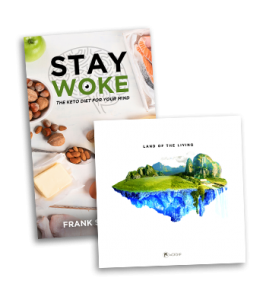 Image of Worship Bundle: Land of the Living CD & Stay Woke: The Keto Diet for Your Mind
