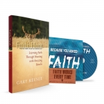 Image of Faith Hunt Book Package with the Because You Asked Faith CD