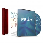 Image of Just Pray, Holy Spirit Book, & James 4 Journal