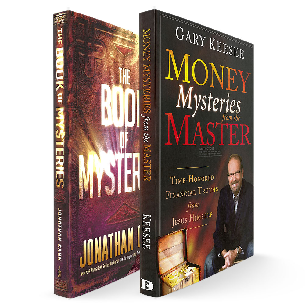 The Book Of Mysteries: Book Of Mysteries And Money Mysteries Package
