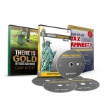 Image of Financial Toolkit, Gold in Backyard & Tax Amnesty Package