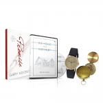 Image of The House That Faith Built CD, The Power of a Promise Book, Journey Watch, and Journey Compass