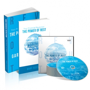Image of Power of Rest Book, Workbook, and CD set