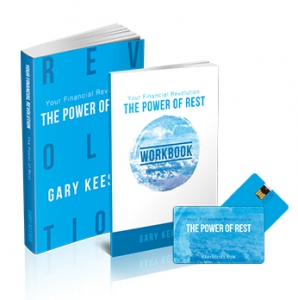 Image of Power of Rest Book, Workbook, and USB