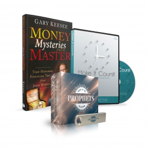 Image of Money Mysteries Make it Count Voice of Prophet Package