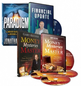 Image of Financial Update Book and CD Package