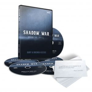 Image of Shadow War & Freedom From Fear Scripture Cards Package