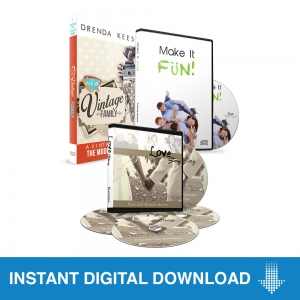 Image of New Vintage Family Package Digital Edition