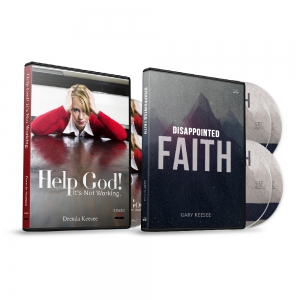 Image of Disappointed Faith CD Package