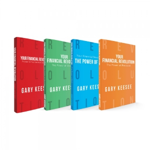 Image of Your Financial Revolution 4-Book Set
