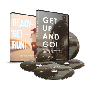 Image of Get Up and Go! and Ready, Set, Run! package