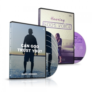 Image of Can God Trust You and Hearing God's Voice  CD Package