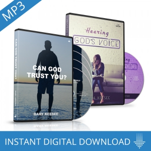 Image of Can God Trust You and Hearing God's Voice MP3 Package