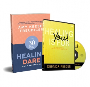 Image of The 30-Day Healing Dare and Healing Is For You! Package