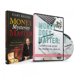 Image of Money Does Matter & Money Mysteries Book