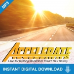 Image of Accelerate, 5 Part Download