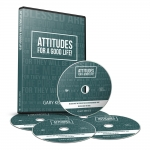 Image of 8 Attitudes for a Good Life - 5 CD Set