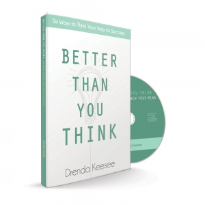 Image of Better Than You Think by Drenda Keesee