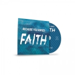 Image of Because You Asked - Faith CD