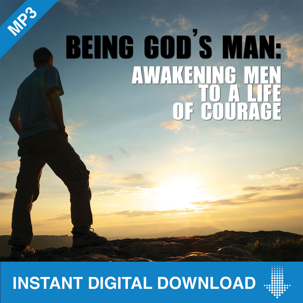 Being God's Man MP3 Download